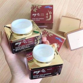Kem Sâm My Gold Korea Red Ginseng White Cream 50ml