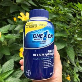 Thuốc bổ ONE A DAY MEN'S/WOMEN'S HEALTH FORMULA
