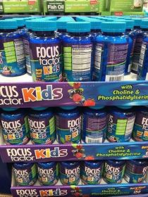 Kẹo Focus Factor Kids